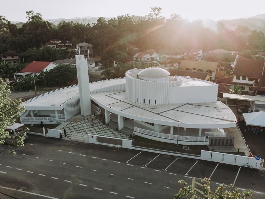 masjid bentong 1