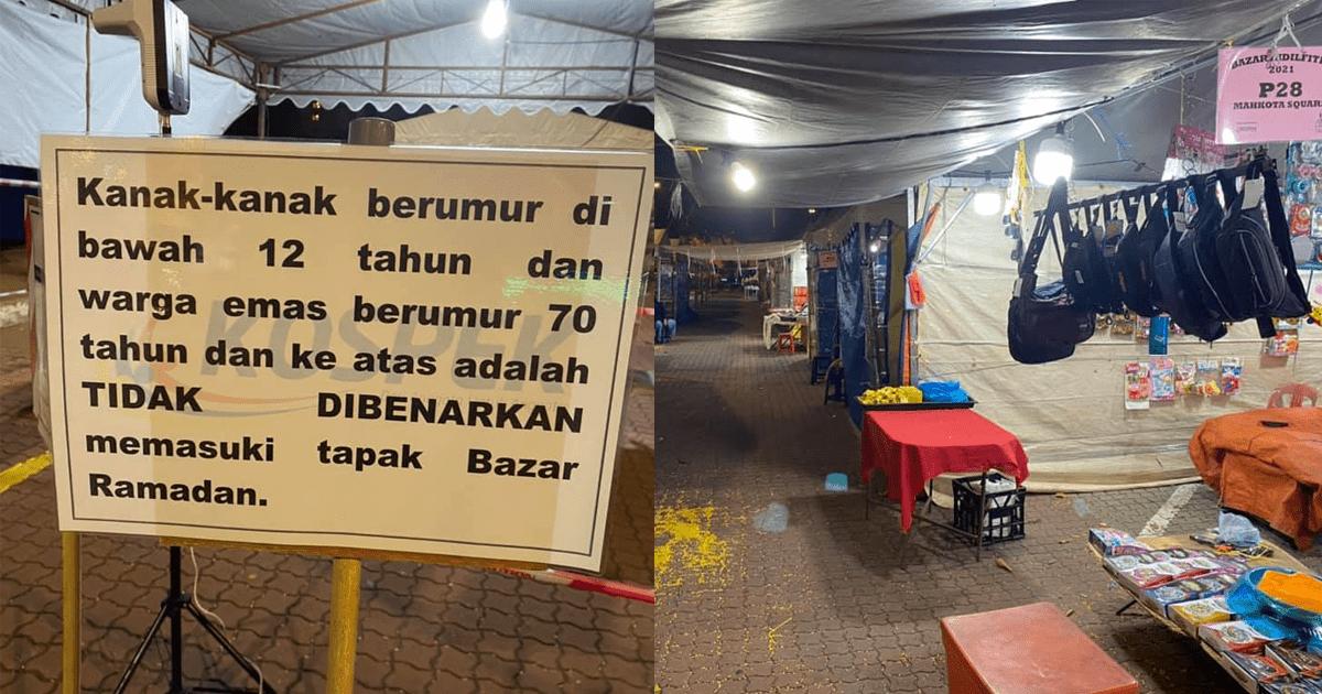kuantan bazar 2021